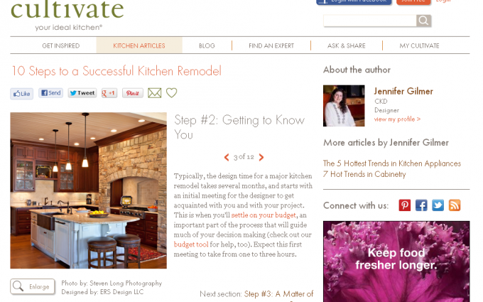 Kitchen Featured on Williams-Sonoma's Cultivate.com 4