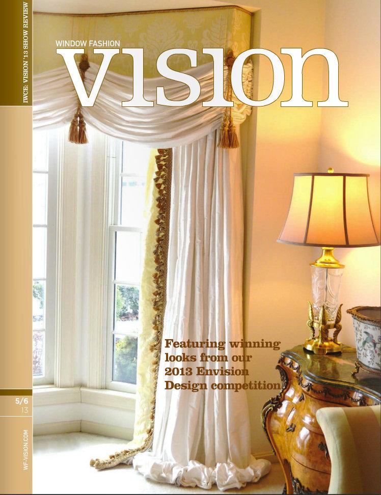 Window Fashion Vision Magazine - Design Competition Winner 1