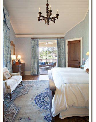 Foundation of a Feminine Relaxing Bedroom 1