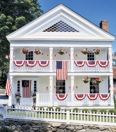 Rules for Decorating with the Red, White & Blue 5