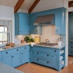 Trends: Colored Kitchen Cabinets 5