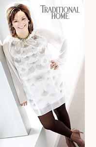 Krissa Rossbund Senior Style Editor Traditional Home Magazine