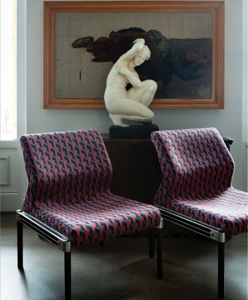 Daniela y gaston fabrics wallpapers armchairs sofas - Cojines gaston y daniela ...