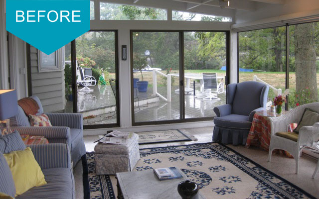 Before & After: A Seaside Residential Renovation 18