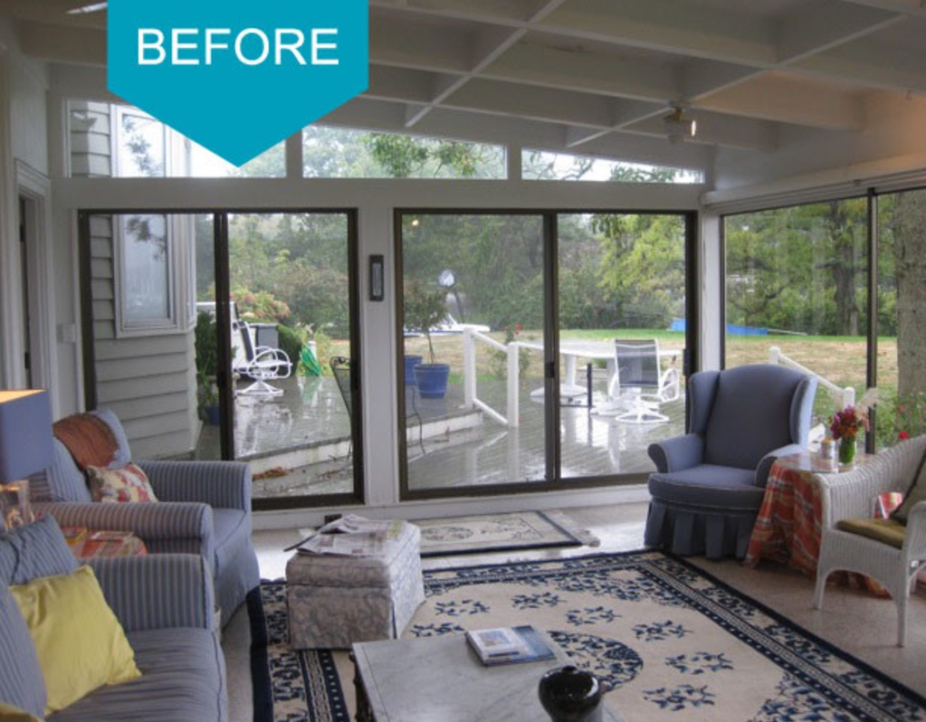 Before & After: A Seaside Residential Renovation 2