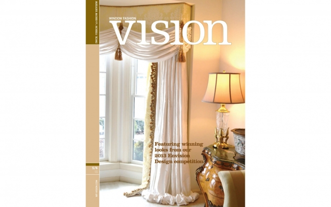 Window Fashion Vision First Place, Curtains & Draperies for Boston Interior Designer Elizabeth Swartz Interiors for the window treatments for this lakeside master bedroom's oversized windows.