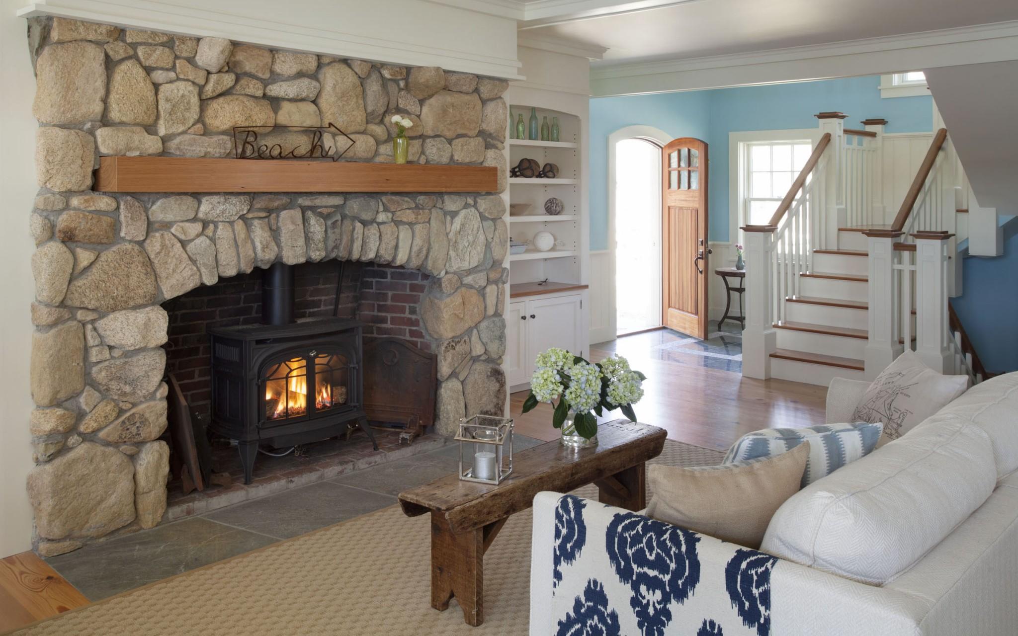 Romantic Fireplaces 12