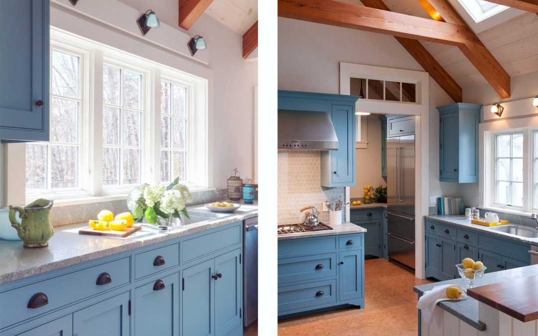 ... The Interior Design Of The Kitchen In This Beach Cottage On Marthau0027s  Vineyard By Boston Interior ...
