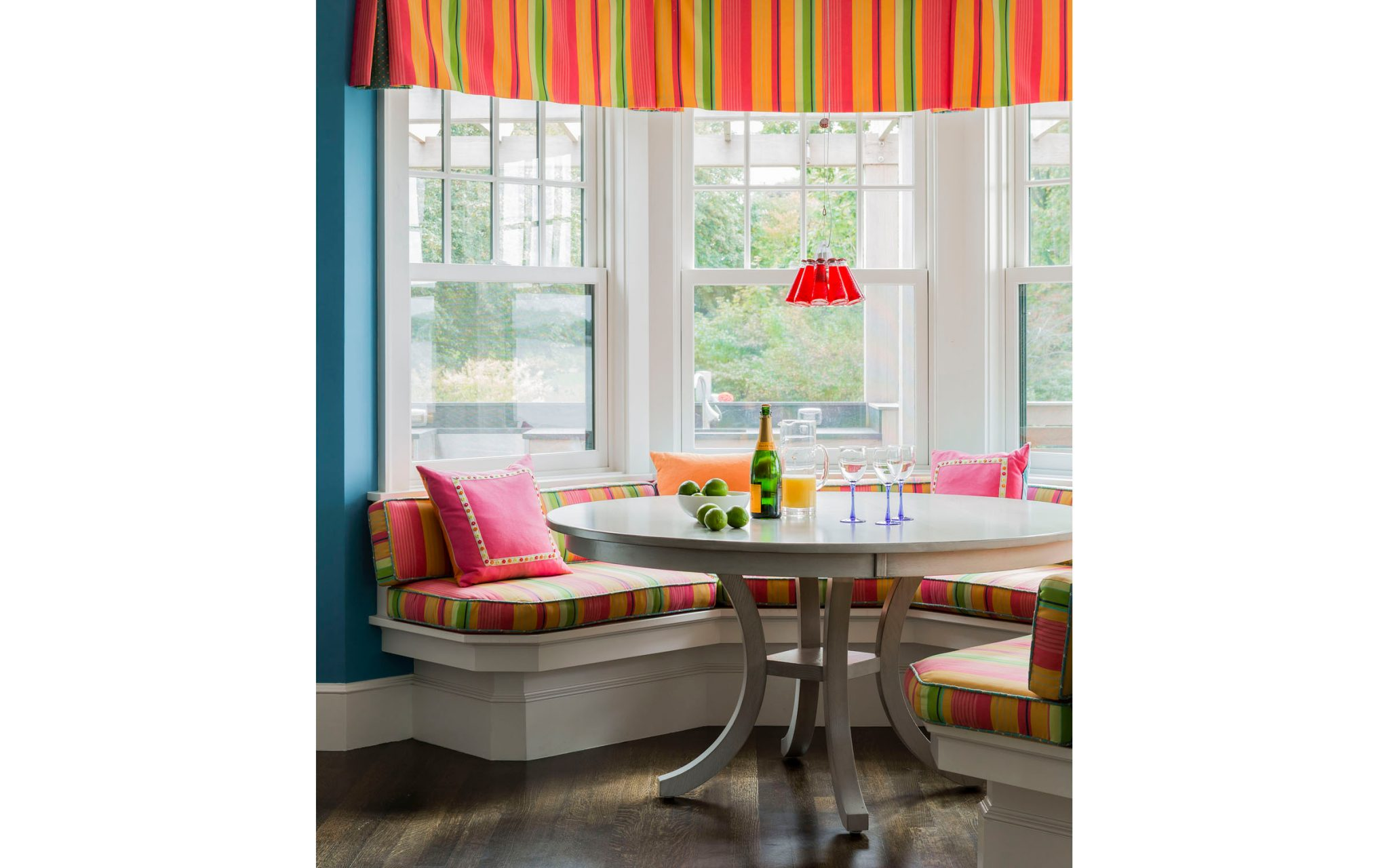 Colorful Kitchen Design Ideas 7 from Boston interior designer Elizabeth Swartz Interiors
