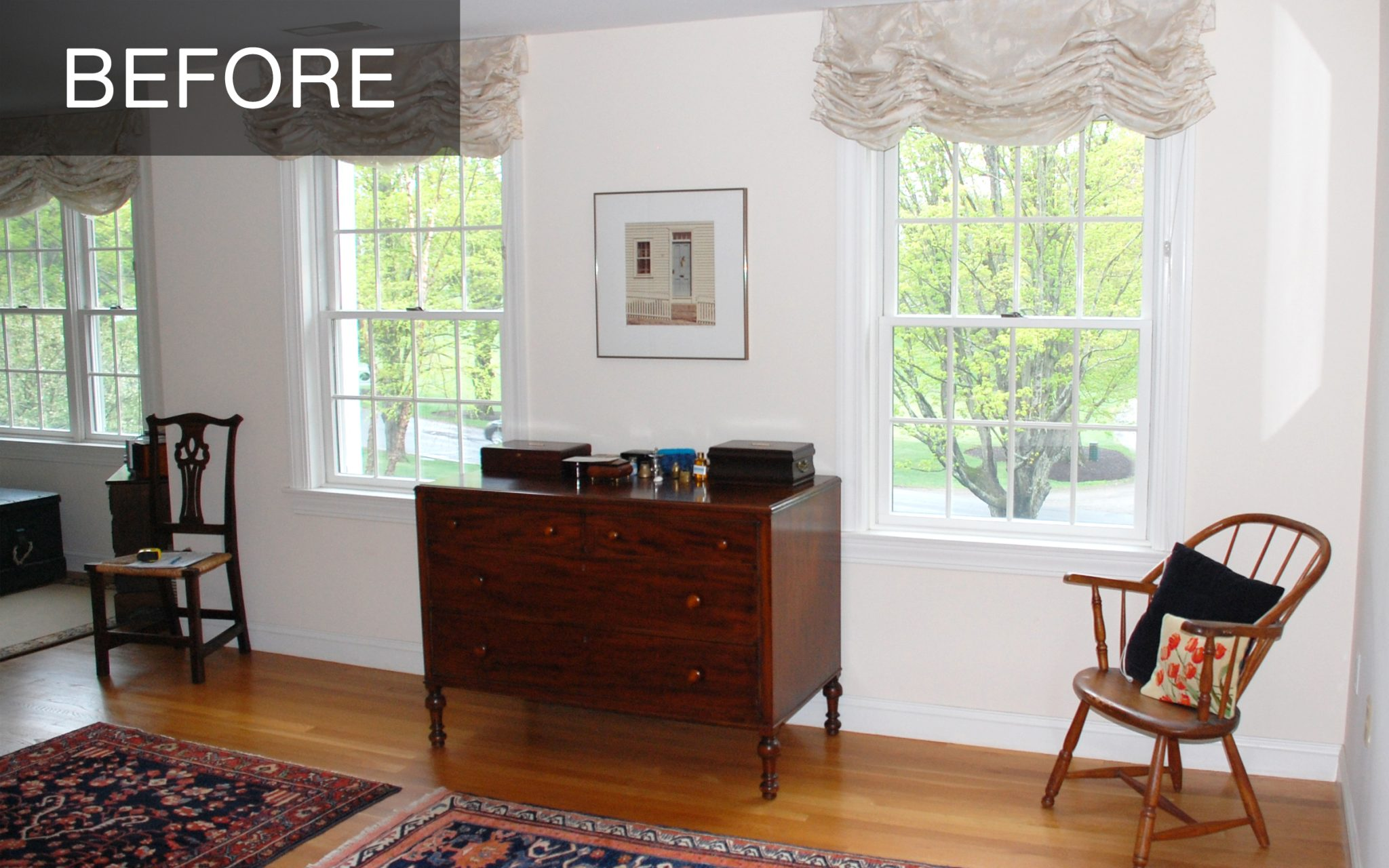 Before and After: Transforming a Traditional Colonial Home 9