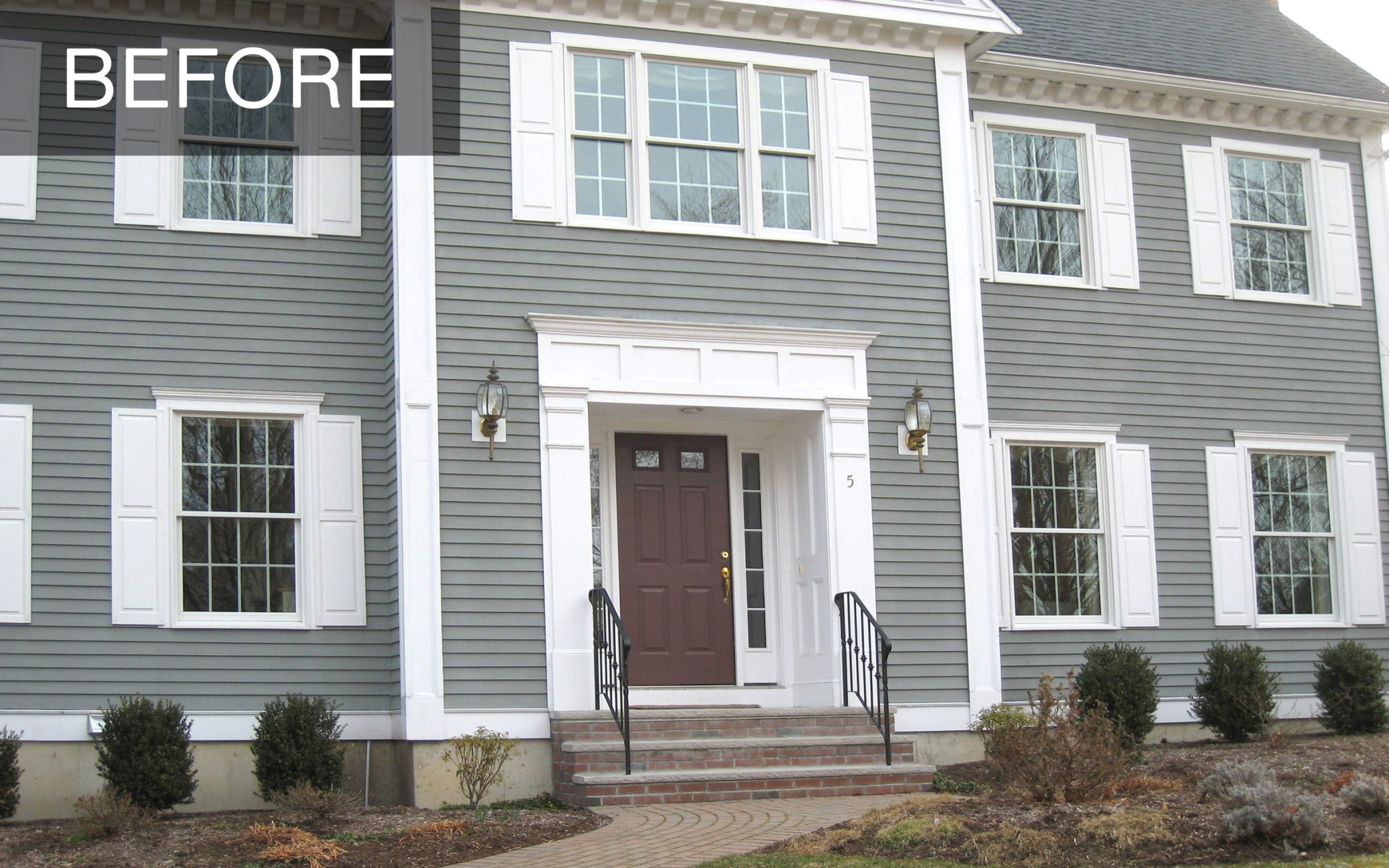 Before and After: Transforming a Traditional Colonial Home 18