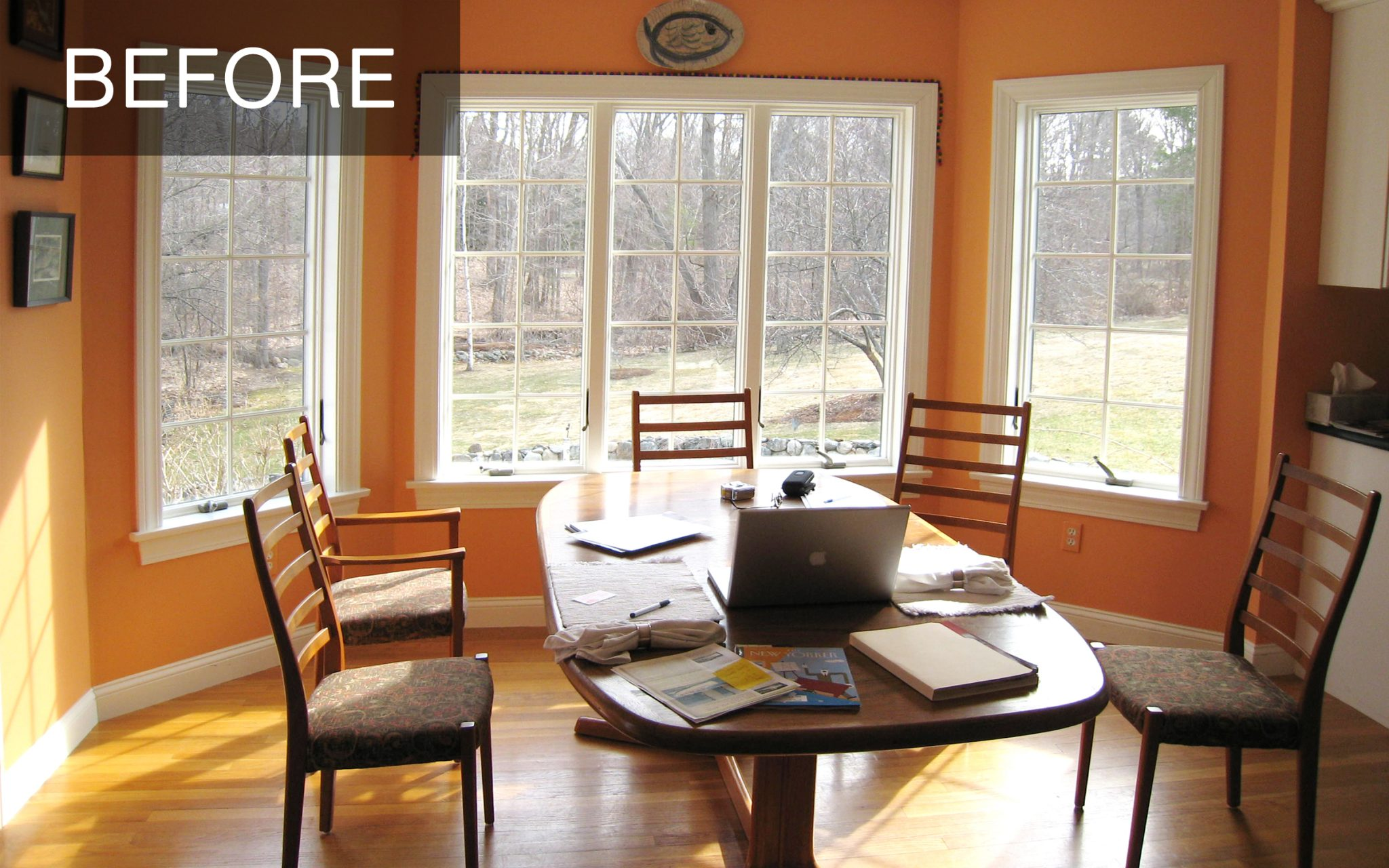 Before and After: Transforming a Traditional Colonial Home 7