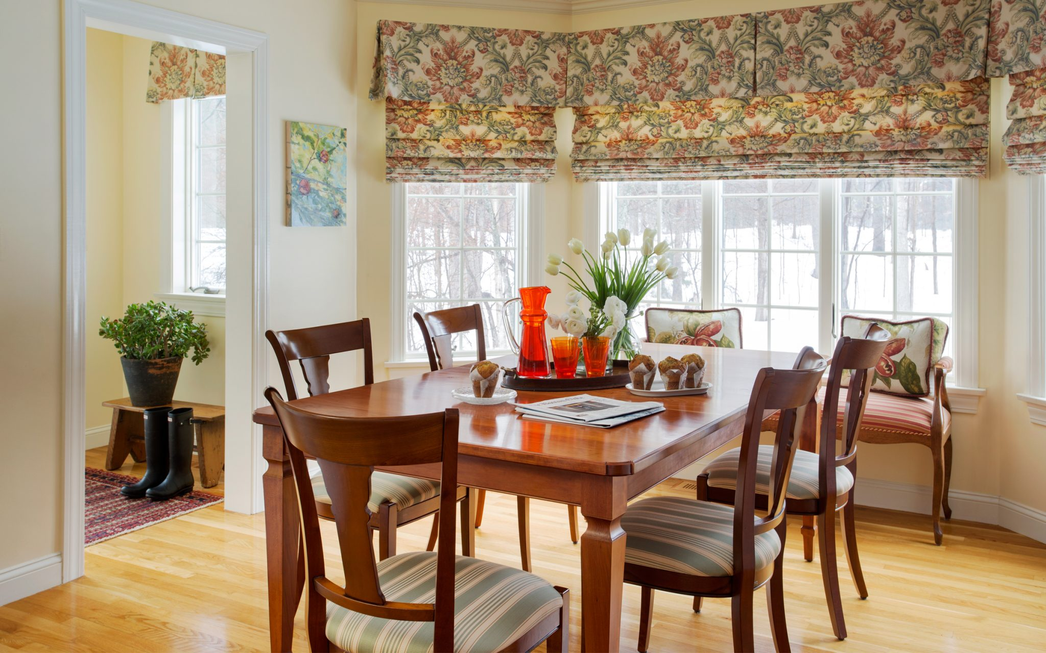 Before and After: Transforming a Traditional Colonial Home 8
